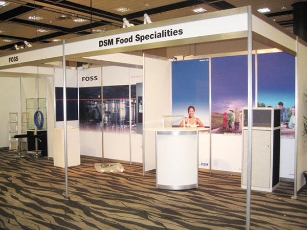 Exhibition Shell Hire : Exhibition equipment hire brisbane gold coast sunshine