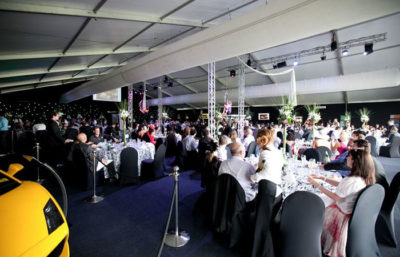 Melbourne Cup Race Day Marquee