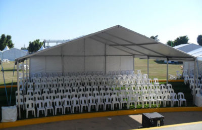 Seating Area Marquee