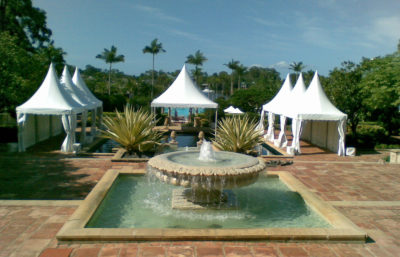 Sunshine Coast event furniture hire
