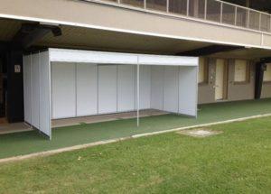 6x3m Booth in new Schemex