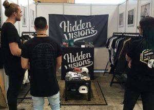 Exhibition Build Clothing Display
