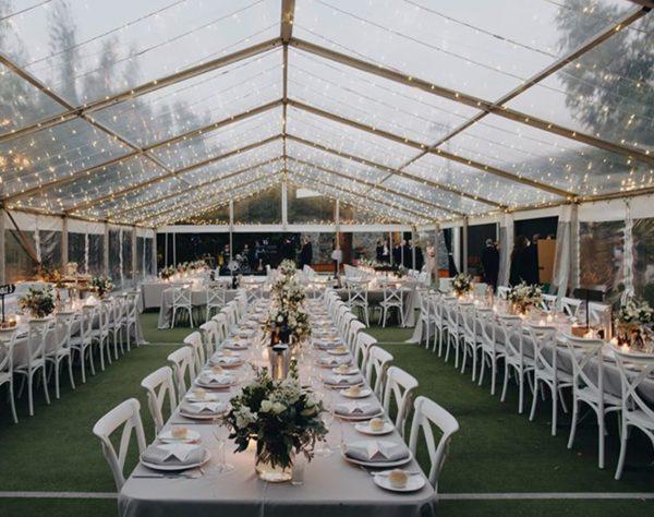 Wedding equipment hire Sunshine Coast