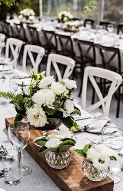 Wedding equipment hire Gold Coast
